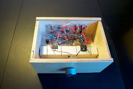picture of make your first serious amplifier