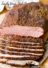 texas style oven brisket recipe video