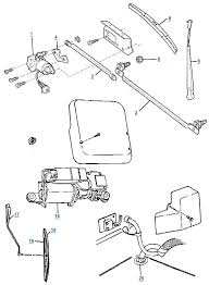 yj wrangler wiper parts 4 wheel parts wipers are one part of your jeep that you definitely don t want malfunctioning when tough conditions rear their ugly head be prepared wiper blades and