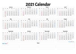 This page shows a calendar with calendar week numbers. Free Printable 2021 Yearly Calendar With Week Numbers Printable Yearly Calendar Calendar With Week Numbers Free Printable Calendar Templates