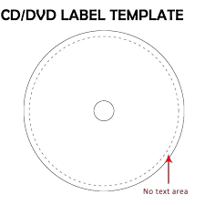 Microsoft Word Cd Templates Cd Label Template Word