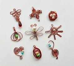 picture of diy easy wire pendants