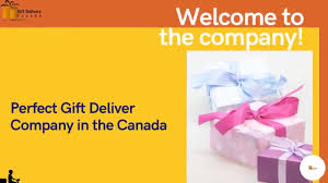 gifting pany gift delivery canada