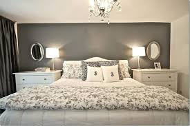 decorating ideas for bedrooms with gray walls alluring