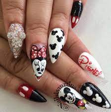 Discover and share the most beautiful images from around the world | Mickey  nails, Disneyland nails, Disney acrylic nails