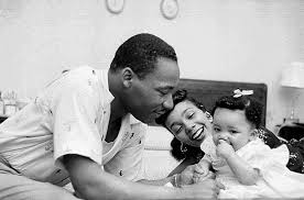 rare photos of martin luther king jr at home photo essays time the kings at home born in atlanta martin luther king jr and his