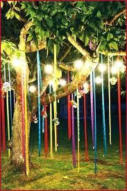 garden party lighting ideas. Outdoor Party Lighting Ideas For A Comfortable Tropical Backyard Home Design Black Light Garden