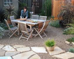 Small Picture The 25 best Pebble patio ideas on Pinterest Landscaping around