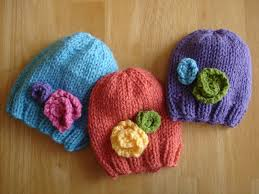 Free Knitting Patterns For Baby Hats New Inspiration