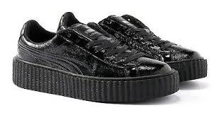 364465 01 New Womens Puma Rihanna Fenty Creeper Cracked