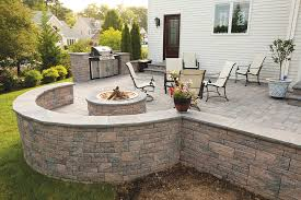 Maybe you would like to learn more about one of these? Ep Henry Coventry Wall Dakota Blend Fire Pit Kit Stone Center Of Va Www Stonecenterofva Com