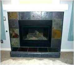 slate tile fireplace hearth tiles a get surround extraordinary style patio group wall images in alcove