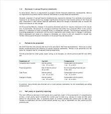 15 Audited Financial Statements Sample Proposal Letter