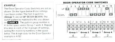 programing er garage door keypad er garage door opener keypad er garage door keypad change code