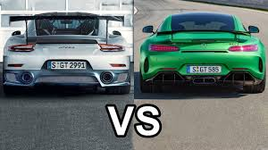 2018 porsche rs. simple 2018 2018 porsche 911 gt2 rs vs mercedes amg gtr in porsche rs