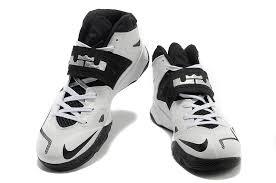 lebron james shoes white and black. nike zoom lebron soldier 7 white black james shoes and o