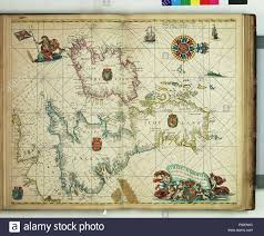 English A Chart Of Ye Narrow Seas Newly Correctedbound