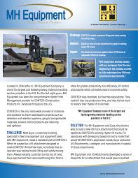 Contech Construction Products Inc Mh Equipment
