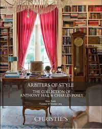 The estate of Anthony Hail, who died in 2006, is one of the great treasure  troves of antiques, art, sculpture and rare curiosities to come up for  auction in ...