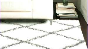 white rug 8x10 white