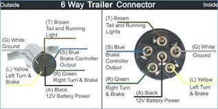 6 pole round trailer wiring diagram diagram 7 pin round trailer plug wiring diagram australia 6 pin wiring diagram chinese atv cdi diagrams 7 wire rv plug diagram blade trailer connector wiring 6 pin round