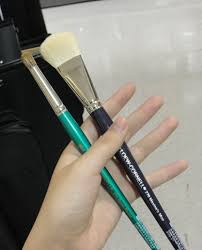citrine s lip gloss lipstick and all that good stuff loew cornell painting brushes for makeup a quick review