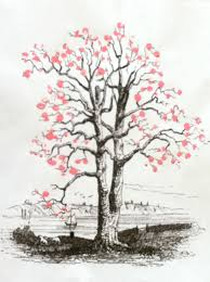 Blossoming Tree Project for March