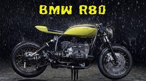 bmw r80 cafe racer youtube
