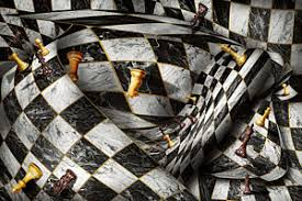 surreal chess art on moving digital wall art with surreal chess art fine art america
