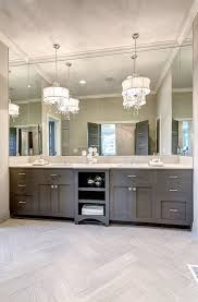 captivating chandelier bathroom vanity lighting 10 design ideas vanities cabinets and chandelier vanity light i71