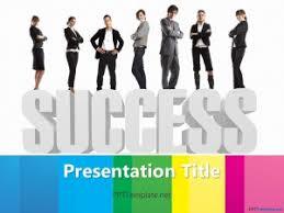 Free Corporate Success Ppt Template
