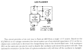 led wiring schematic solidfonts wiring diagram for led tail lights maker