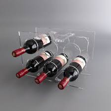 Bar Wein Accessoires Kochen Genießen Flaschenregal Bacchus Mini
