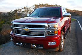 Review: 2014 Chevrolet Silverado High Country 4WD Crew | Car ...