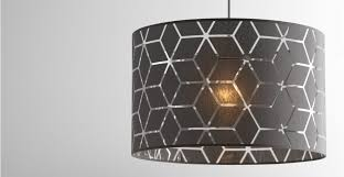 patterned lamp shades uk design ideas intended for shade plan 18