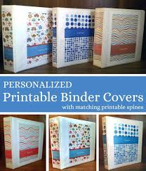 Free Binder Cover Templates Printable Word Fitguide