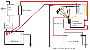 adventures of 4rnr grl (and build) page 26 toyota 4runner Automatic Charging Relay Wiring Diagram battery wiring schematic jpg (77 1 kb) Blue Sea 7611 Wiring-Diagram