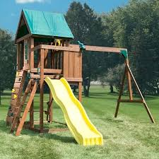 swing n slide play set and playset climb toddler
