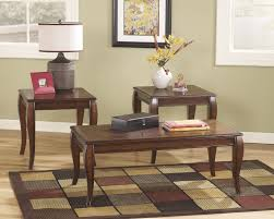 Three Piece Living Room Table Set 3 Piece Modern Coffee Table Set Kathy Ireland Office By Bush New