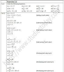 ncert solution class 8 maths chapter 2