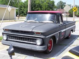 1963 CHEVROLET C10..RAT ROD - a photo on Flickriver
