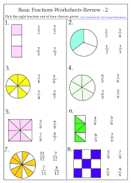 Math Worksheets Equivalent Fractions Worksheet Basic Fraction Simple ...