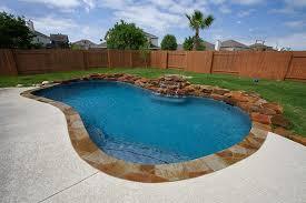 Backyard Pools Designs Best Inground Pool Types SwimmingPool