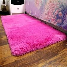 pink fluffy carpet pink fluffy rugs soft for smooth design ideas cute anti gy area