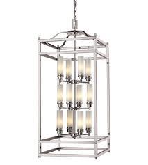 z lite 182 12 altadore 12 light 18 inch brushed nickel pendant ceiling light