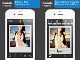 polaroid finally launches iphone app