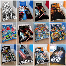 star wars duvet covers bedding bedroom new and official