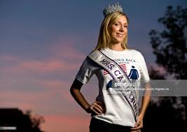 Shana Smith, the current Mrs. California International 2013. Smith,... News  Photo - Getty Images