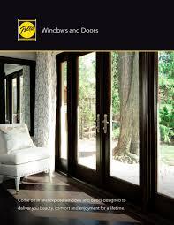 Grand Triple Patio Door Door Pella Sliding Glass Doors Triple Patio ...