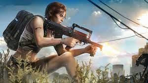 Garena Free Fire Girl Gun Rifle 4K ...